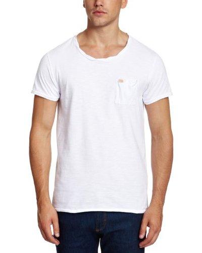 Scotch & Soda Camiseta Bolsillo Cuello Redondo