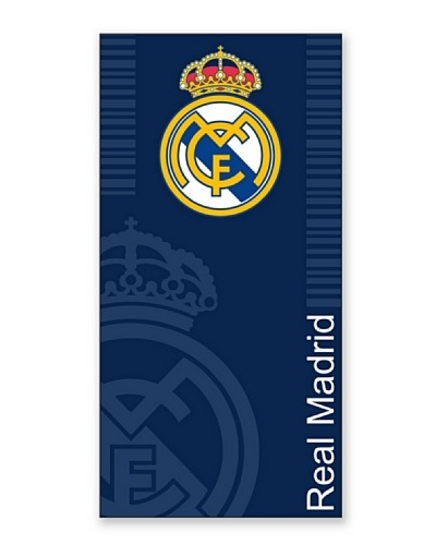 Secaneta Toallas de Playa Escudo Real Madrid
