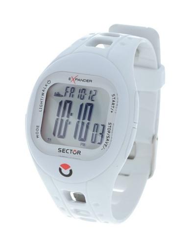 Sector Reloj Outdoor Blanco