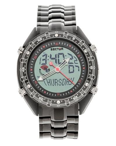 Sector Reloj Marathon Master Negro