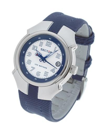 Sector Urban R3251195001 - Reloj de mujer de cuarzo, correa de textil color azul claro