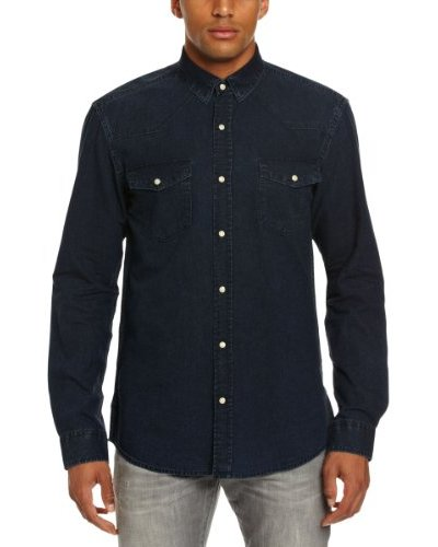 Selected Camisa Union Azul Marino