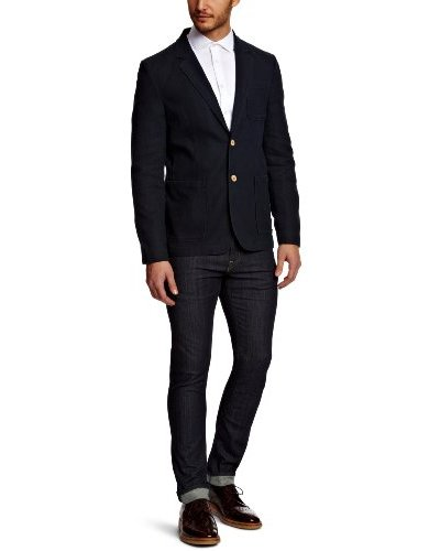 Selected Blazer Jefferson Azul Marino