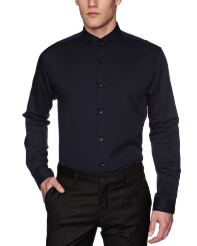 Selected Camisa Fayette Azul