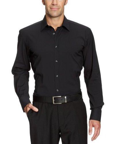 Selected Camisa Steven Negro