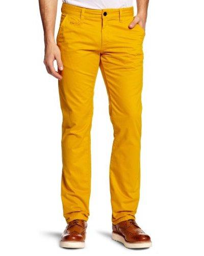 Selected Pantalón Suwannee Amarillo