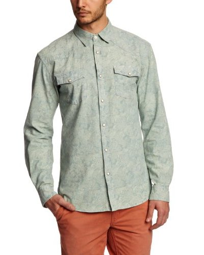 Selected Camisa Jess Azul