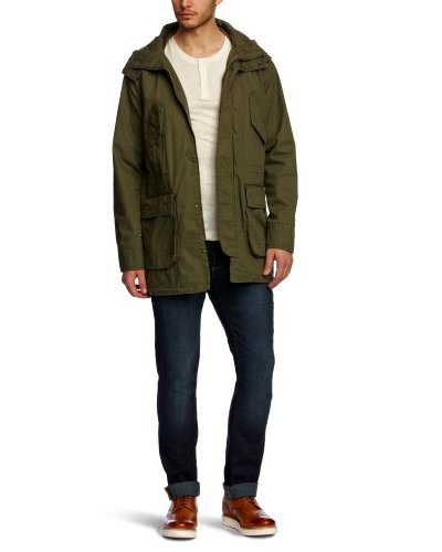 Selected Parka Lance Verde Caza