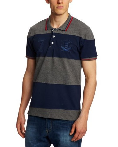 Selected Polo Chaim Gris