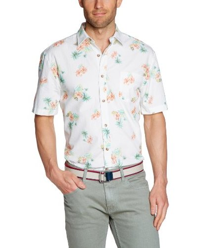 Selected Camisa Sargon Blanco