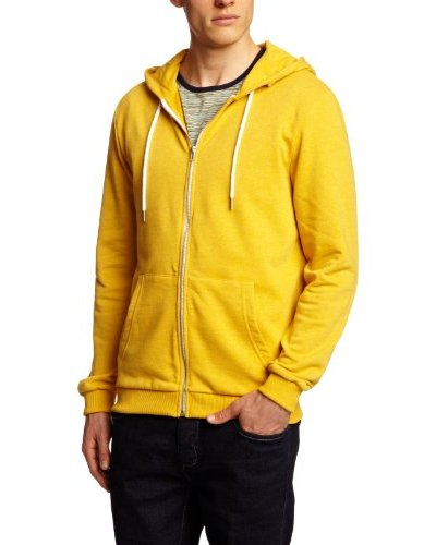 Selected Sudadera Tallapoosa Amarillo