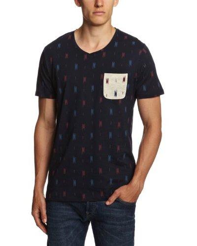 Selected Camiseta Choctaw Azul Marino