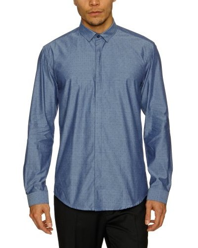 Selected Camisa Collier Azul