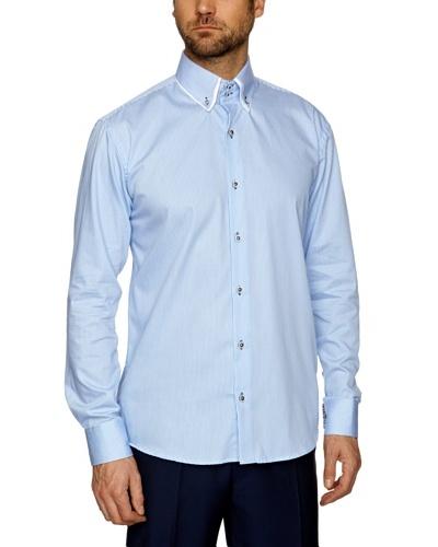 Selected Camisa Lillian Azul Claro