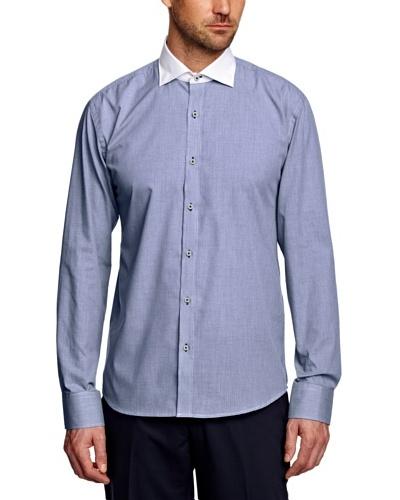 Selected Camisa Hamilton Azul