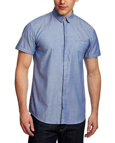 Selected Camisa Rodi Garganico Azul