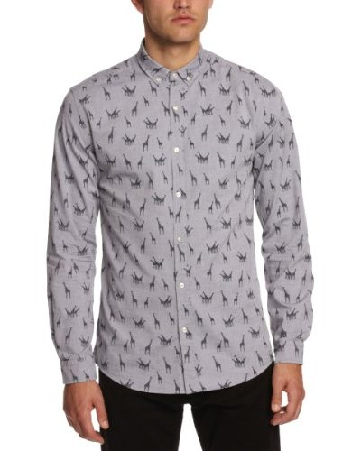 Selected Camisa Richard Rinaldo Gris