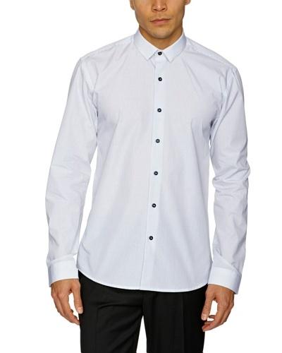 Selected Camisa Marshall Blanco