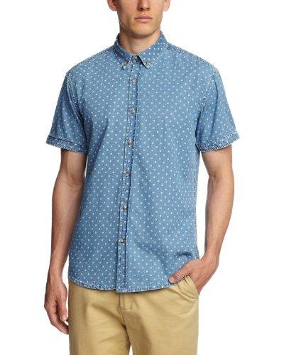 Selected Camisa Leal Azul claro