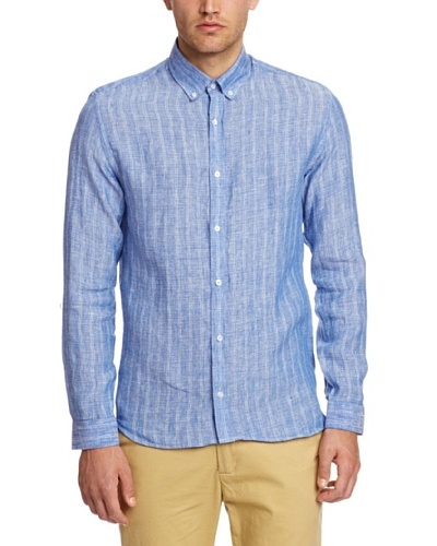Selected Camisa Lachlan