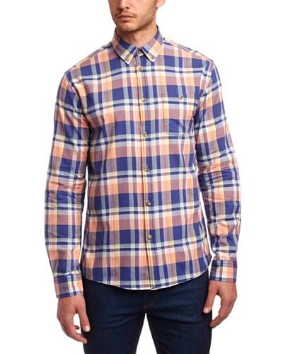Selected Camisa Sidney Azul