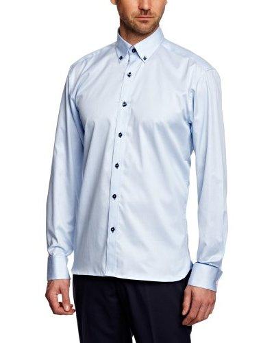 Selected Camisa Yannis Azul Claro
