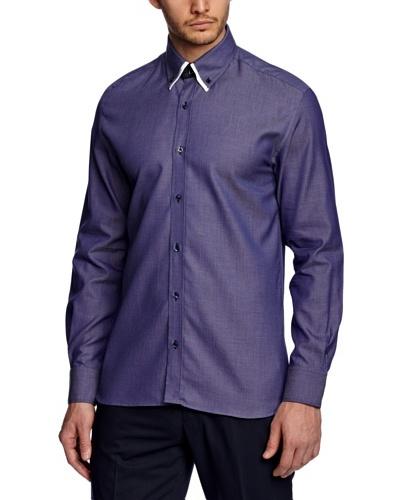 Selected Camisa Etowah Azul