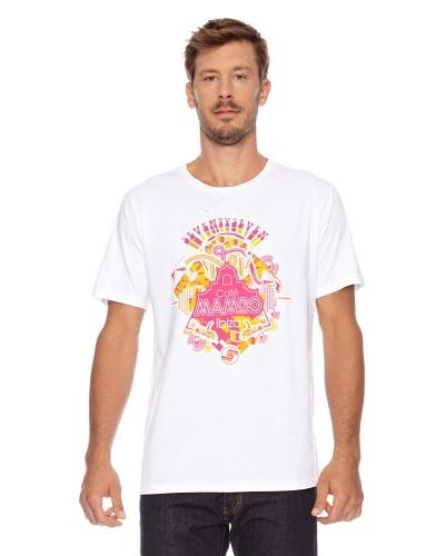 Seventy seven Camiseta Disco Montage