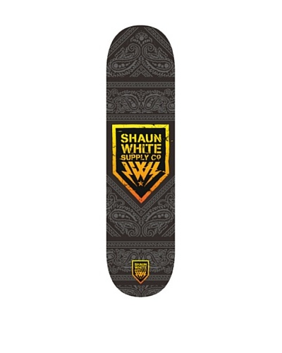 Shaun White Skateboard Badge Marrón Única