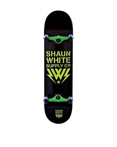 Shaun White Skateboard Logo Amarillo Única