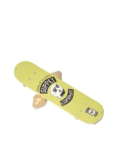 Shaun White Skateboard Trainer Amarillo Única