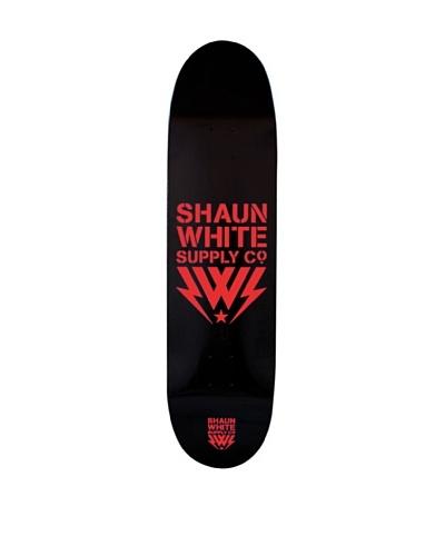 Shaun White Skateboard Logo Rojo Única