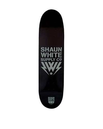 Shaun White Skateboard Logo Gris Única