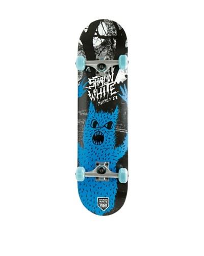 Shaun White Skateboard Grit Azul / Negro Única