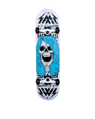 Shaun White Skateboard Skull 2.0 Azul Única