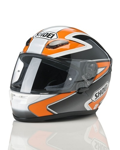 Shoei Casco Xr 1000 Gráfica Blanco / Naranja