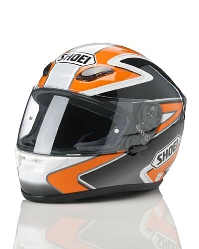 Shoei Casco Xr 1000 Gráfica Blanco / Naranja
