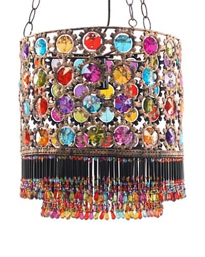 Signes Grimalt Lámpara Techo Cilíndrica Multicolor