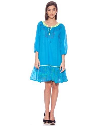 Sigris Vestido Azul