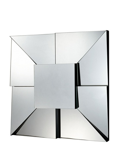 Silea Espejo Relieve 60 x 60 cm