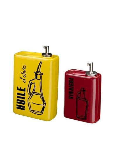 Silea Set Aceite y Vinagre
