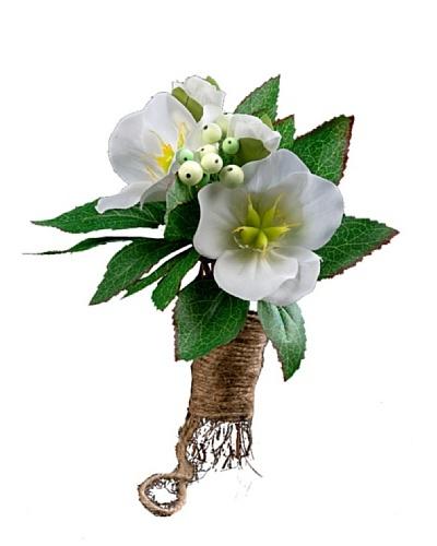 Silea Bouquet Helleboros Blancos