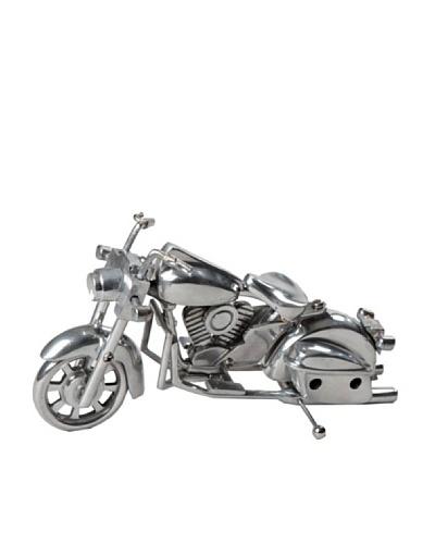Silea Figura Moto Americana Deco