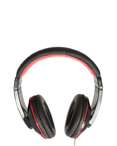 Silvan Auriculares Dynabass (Negro)