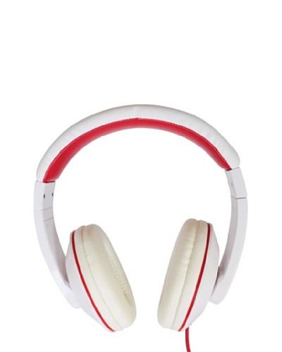 Silvan Auriculares Dynabass (Blanco)
