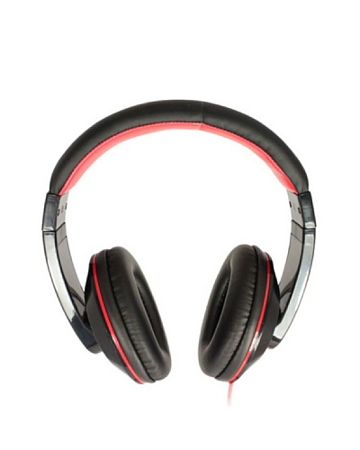 Silvan Auriculares Dynabass negro