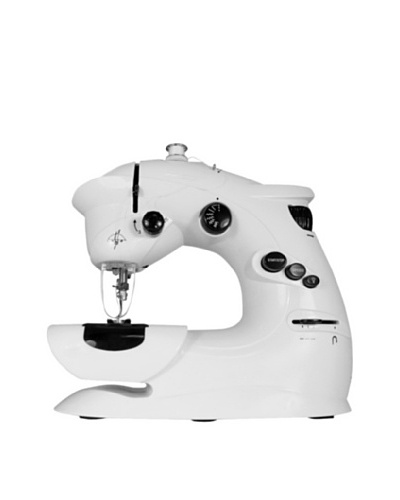 SILVANO Máquina de coser 7 puntos