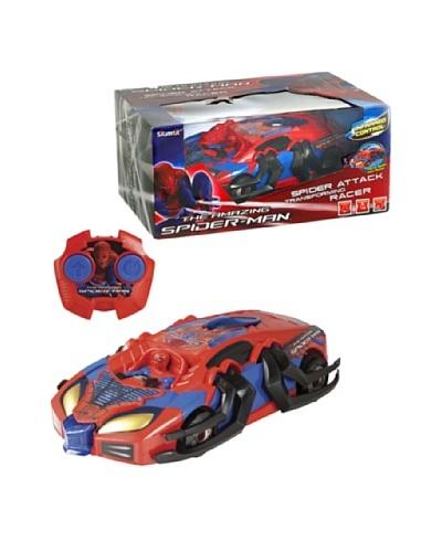 Silverlit Coche Araña Amazing Spiderman radiocontrol