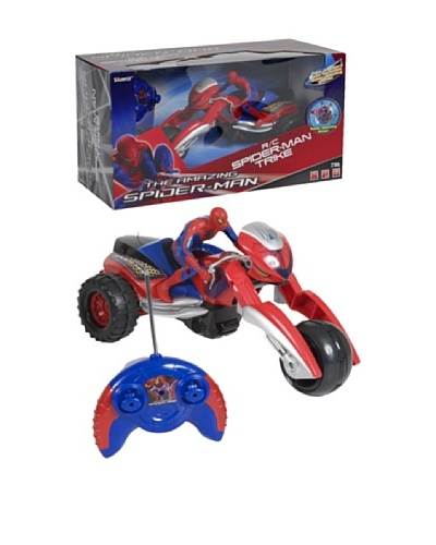 Silverlit Moto Amazing Spiderman radiocontrol