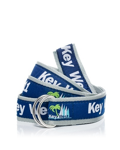 Slam Cinturón Key West 11 Azul